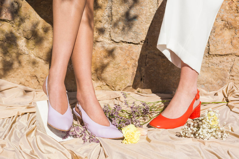 moda calzado mujer