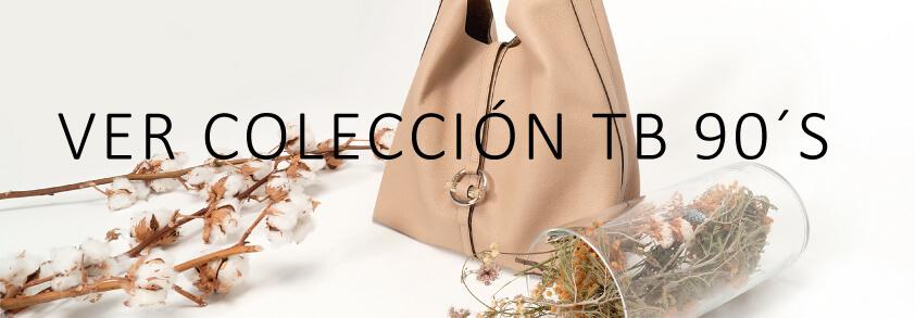 Descubre la colección de bolsos de diseñoTB 90s -