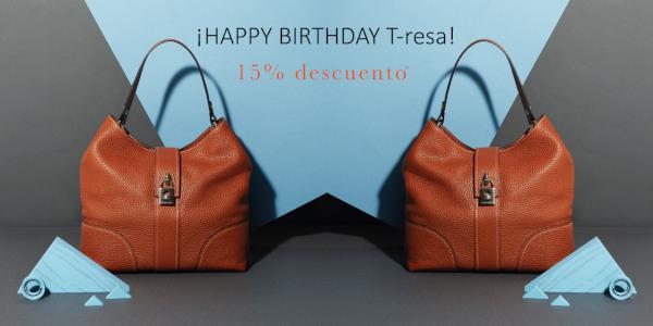 Teresa Happy Birthday