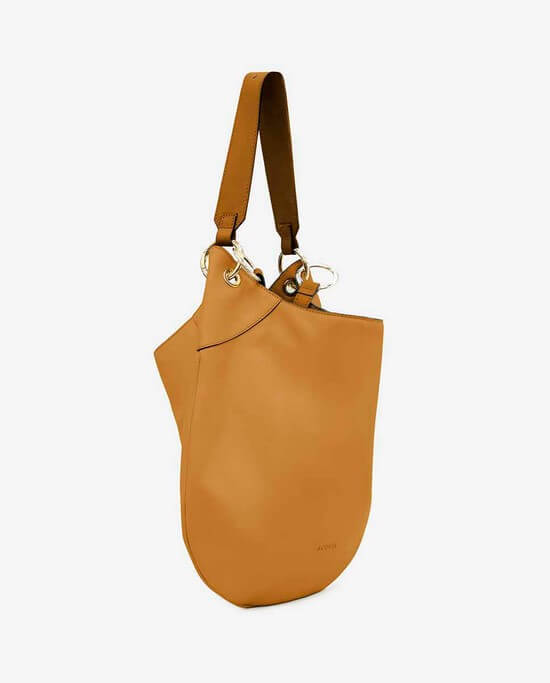 BOLSO SHOULDER HOBO REVIVAL CUERO