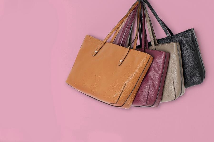 Colección esenciales - Bolsos de diseño en piel Acosta