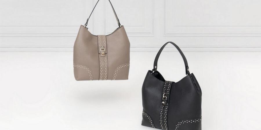 Colección de bolsos de piel Teresa - Acosta