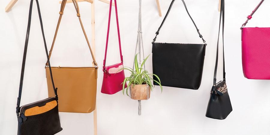 Colección Cúbica - Moda en bolsos